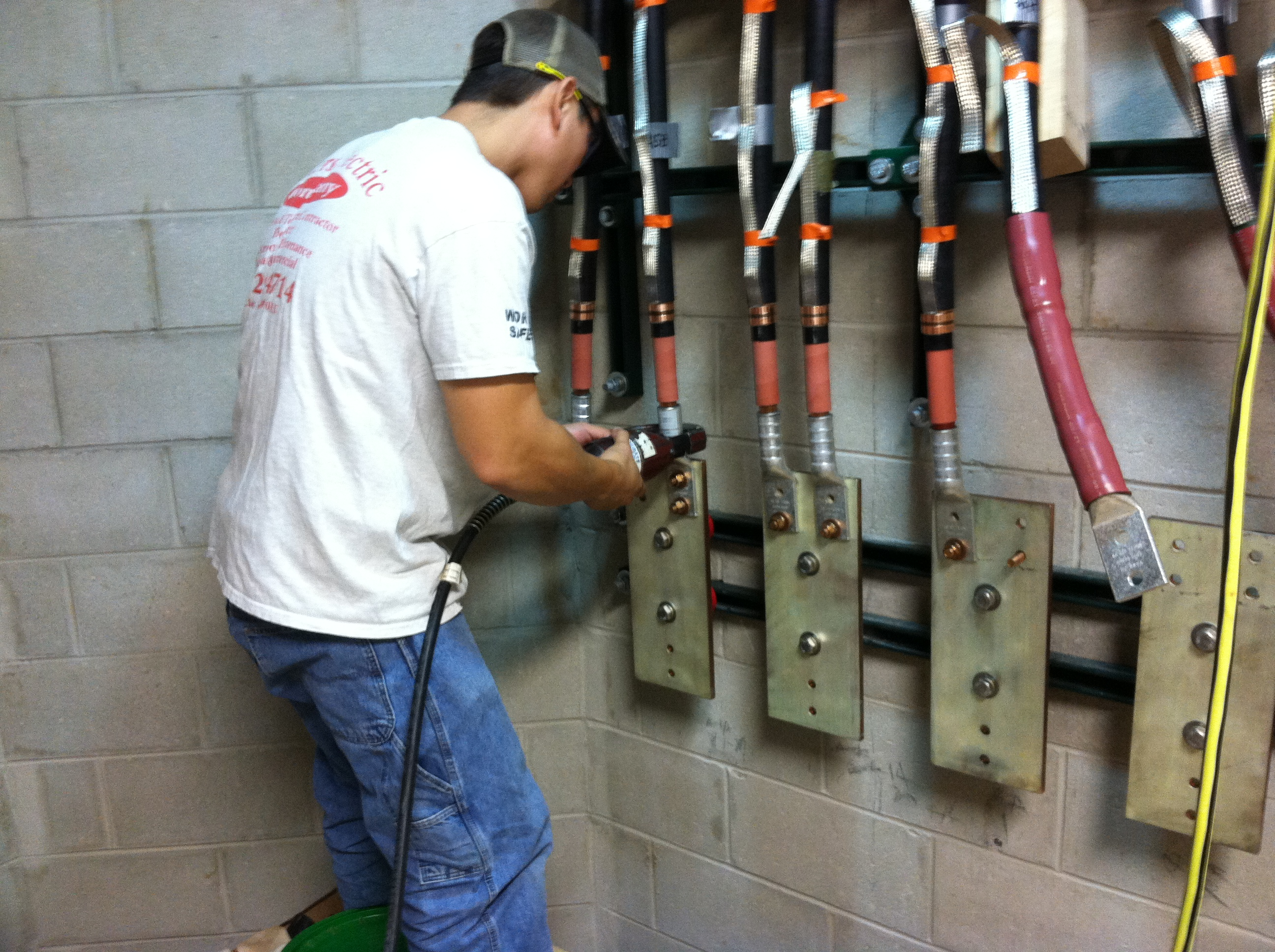 Powers Electric Company Inc Industrial Services